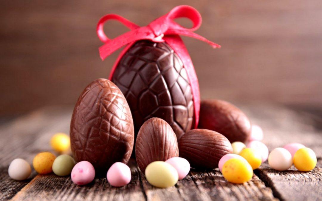 chocolade is als vakantie